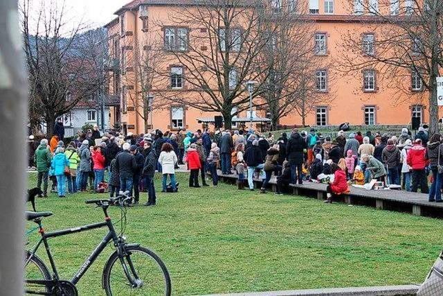 Polizeipräsidium Offenburg zählt 85 Demos in dreieinhalb Monaten