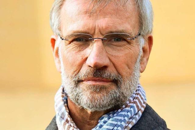 Martin Leser geht nach 37 Berufsjahren bei der Stadt Freiburg in den Ruhestand