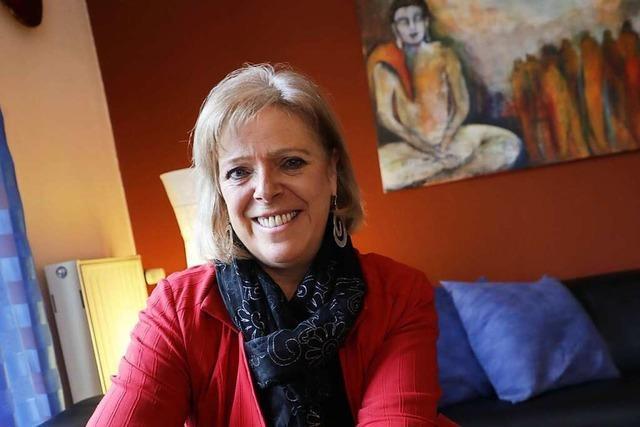 Sabine Wölfle (SPD) strebt ihre dritte Amtsperiode im Landtag an