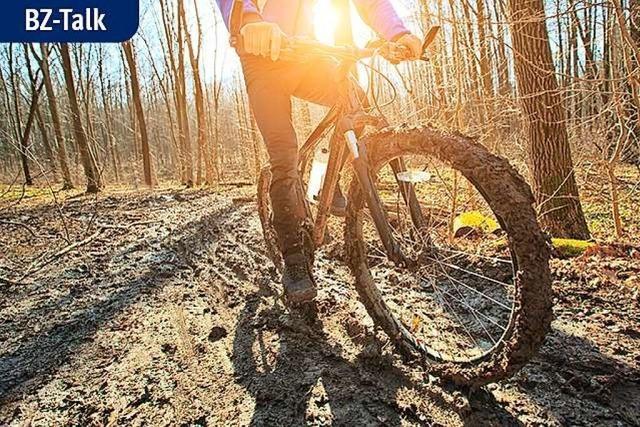 BZ-Talk: Sind legale Mountainbike-Trails wirklich die Lösung?