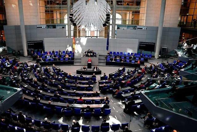 Bundestag soll stärker in Corona-Entscheidungen eingebunden werden