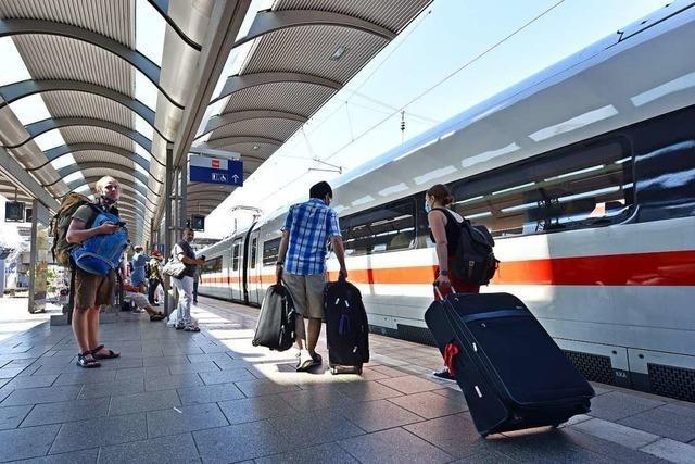 Polizei nimmt dreifach Gesuchten am Freiburger Hauptbahnhof fest