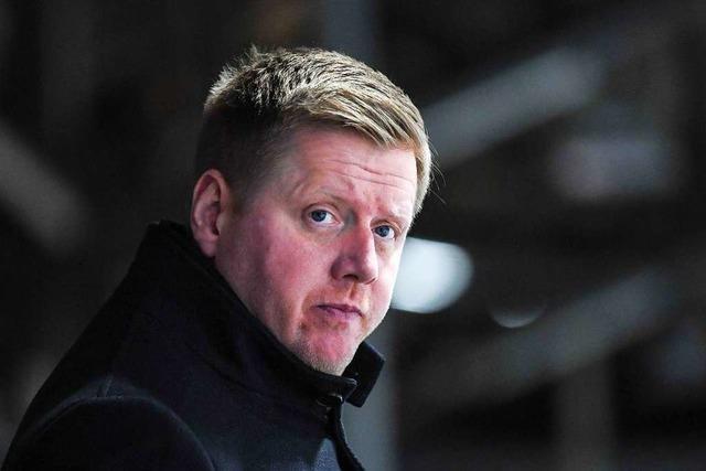 Trainer Peter Russell verlässt überraschend den EHC Freiburg
