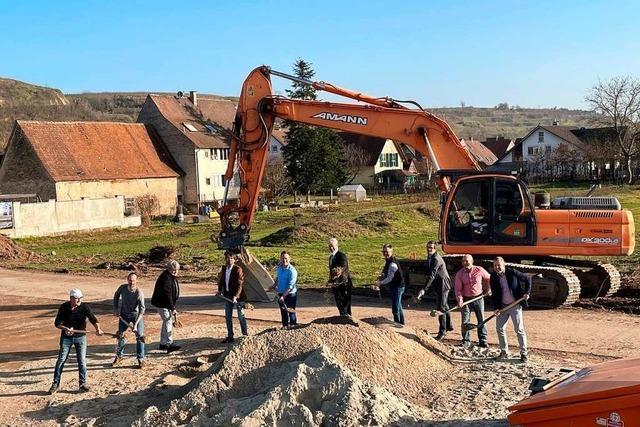 Neues Baugebiet in Niederrimsingen: Die Nachfrage übersteigt das Angebot deutlich