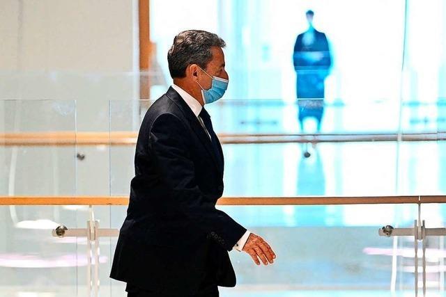 Sarkozy ist durch seine Verurteilung politisch am Ende