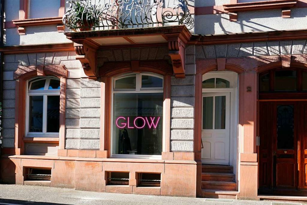 Der Beauty Concept Store Glow in der Erwinstraße in Freiburg.  | Foto: Nadina Thelen Ray