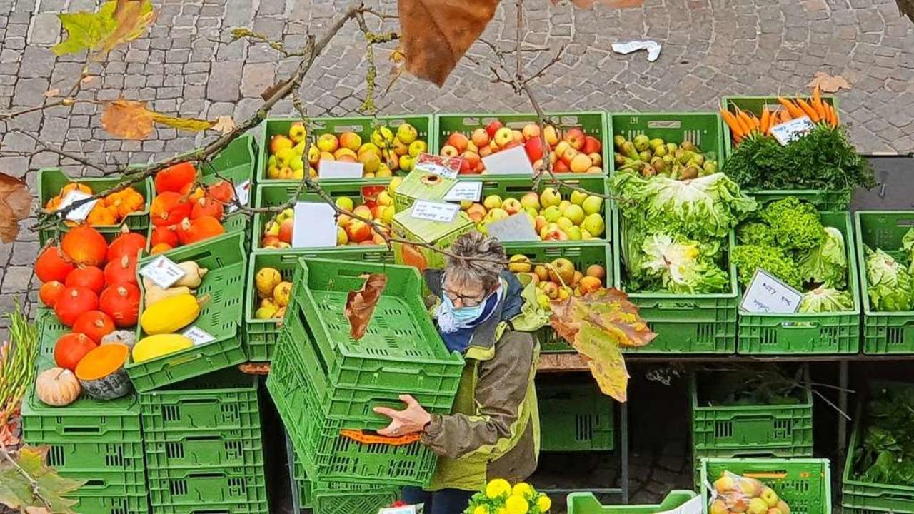 Die Schweiz plant einen Importzoll auf südbadisches Obst und Gemüse.  | Foto: Maja Tolsdorf