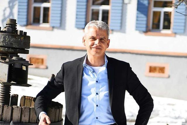 Patrick Rapp (CDU) will sich für den Abbau der Bürokratie einsetzen