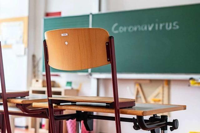 Wechselbetrieb stellt Schulen im Kreis vor einen Kraftakt