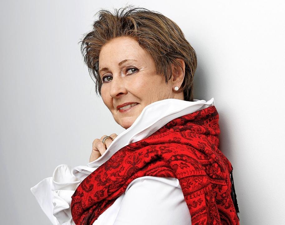 Irene Matt verfasst Belletristik.    Foto: Fotostudio Stock-Müller in Freiburg
