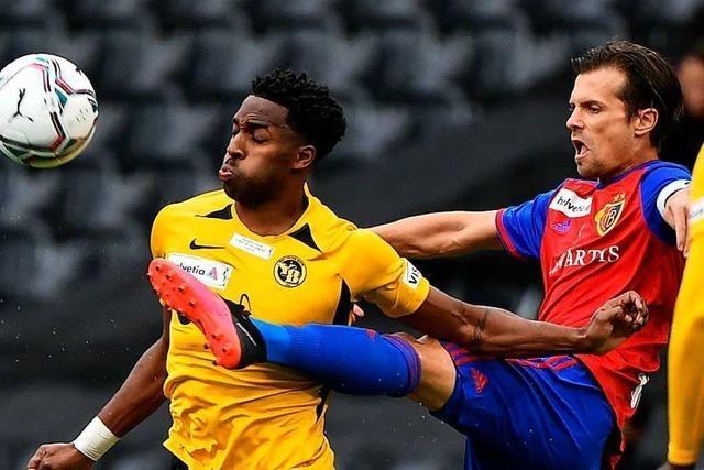 Stress beim FC Basel: Kapitän Valentin Stocker beurlaubt