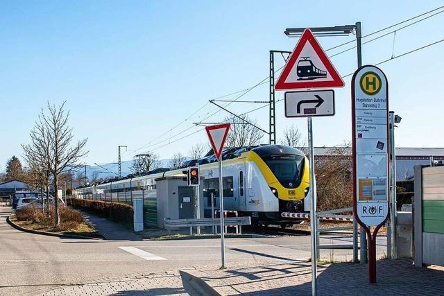 Region fordert mehr Fahrzeuge für die Breisgau-S-Bahn