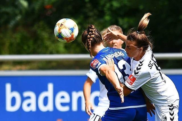 SC-Frauen-Trainer Daniel Kraus: