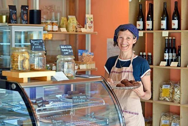 Juliane Wilcken hat ihr Freiburger Café in der Corona-Zeit gegründet