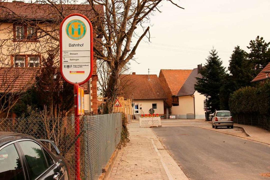 Für mehrere Bushaltestellen ist die Si... Bahnhof  eng, war die Meinung im Rat.  | Foto: Mario Schöneberg