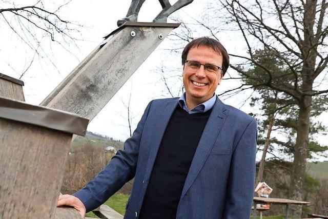 Volker Schebesta (CDU) findet pädagogische Konzepte wichtiger als die Ausstattung