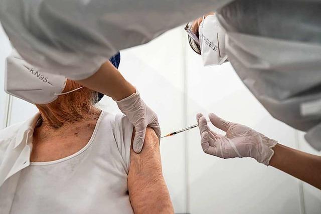 Das Impfen im Land läuft weiterhin nicht reibungslos