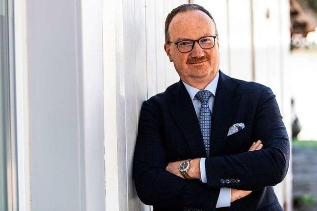 Der Freiburger Wirtschaftsweise Lars Feld ist bei der SPD nicht mehr gelitten
