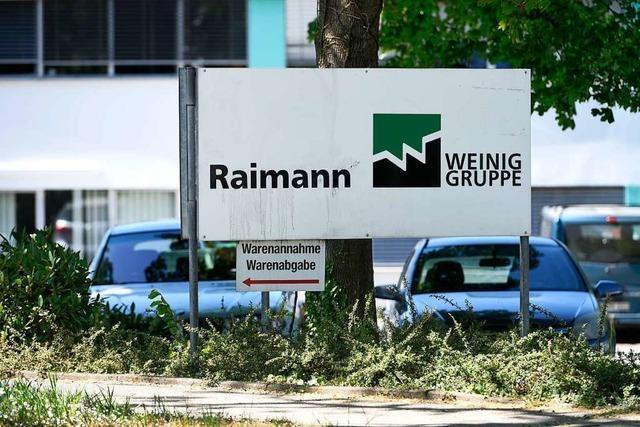 Der Holzbearbeitungsspezialist Raimann bleibt in Freiburg