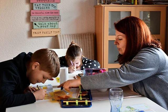Wie eine alleinerziehende Mutter aus Rheinfelden die Pandemie erlebt