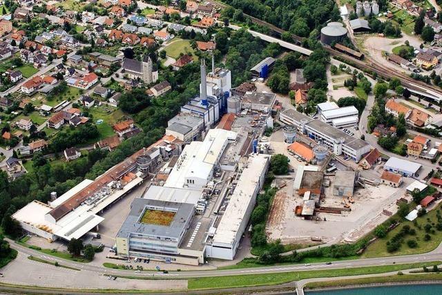 Das Ende der Papierfabrik Albbruck begann vor zehn Jahren