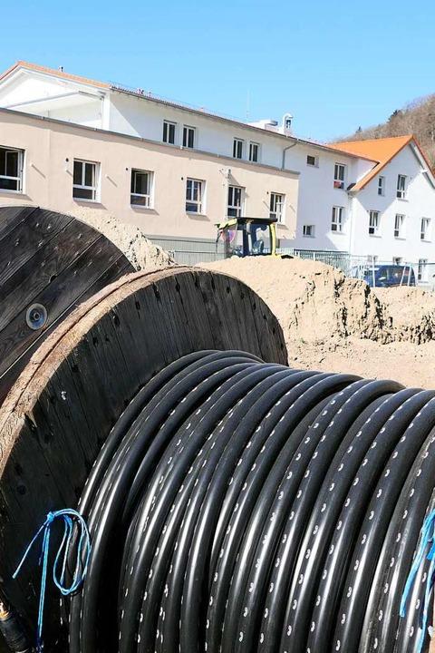 Die ursprünglich vorgesehenen Flachdäc...rden durch den Gemeinderat verhindert.  | Foto: Hans-Peter Müller