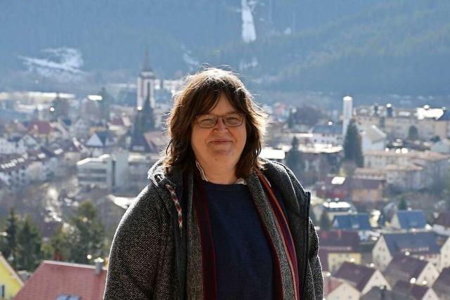 Daniela Evers (Grüne) will sich für konsequenten Klimaschutz einsetzen
