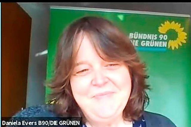 Daniela Evers (Grüne) im BZ-Fragenwirbel: