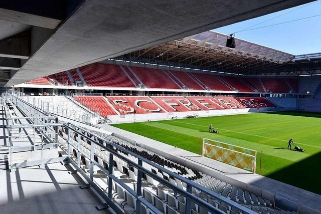 SC Freiburg will erst im neuen Stadion spielen, wenn Fans wieder kommen dürfen