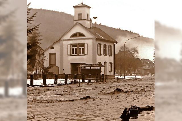 Im Enkensteiner Hochwassergebiet soll ein Wohnkomplex entstehen
