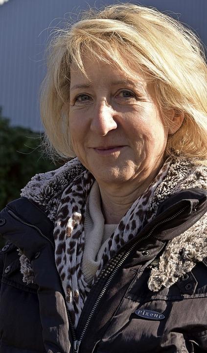 Schulleiterin Claudia Anderheiden  | Foto: Benedikt Sommer