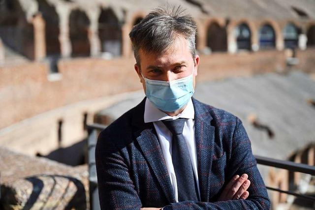 Oberschwabe Gabriel Zuchtriegel wird Ausgräber-Chef in Pompeji