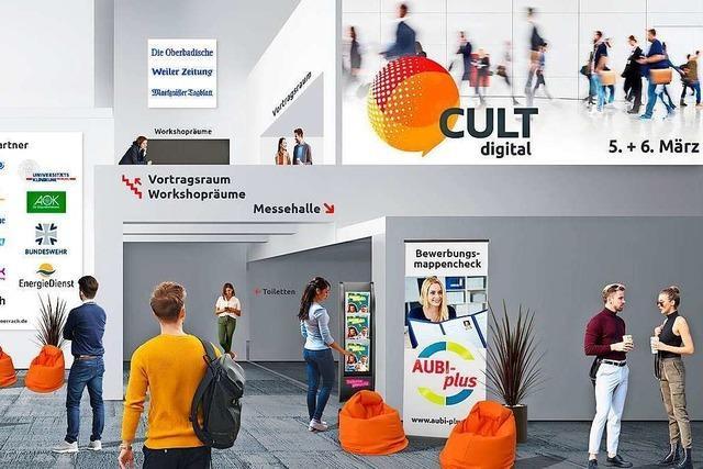 75 Aussteller präsentieren sich bei der Cult digital 2021