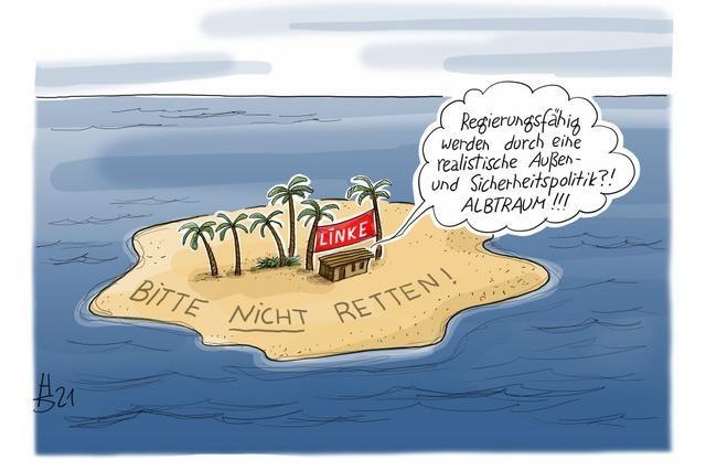 Insel der Oppositions-Seligen