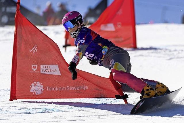 Zwei Medaillen für deutsche Snowboarderinnen