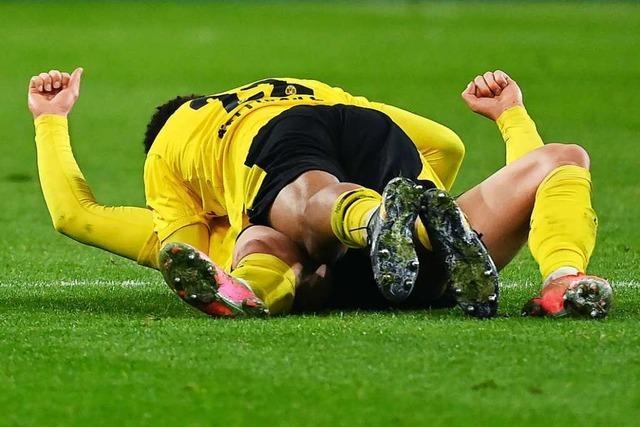 Nächste Enttäuschung für Rose in Gladbach - BVB im Halbfinale
