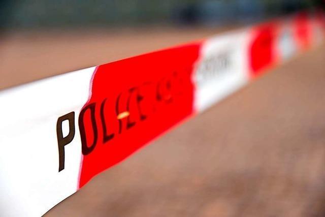 Toter junger Mann am Bruggerberg ist Opfer eines Gewaltverbrechens geworden