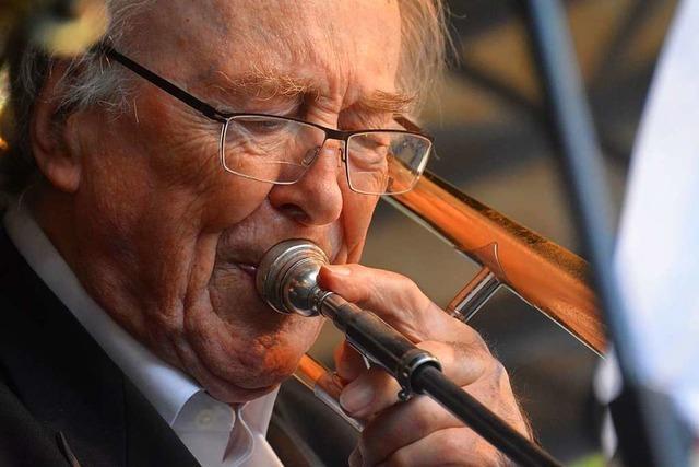Posaunist und Bandleader Chris Barber gestorben