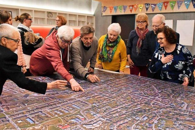 Die Seniorenarbeit in Stetten ist Vorbild für Lörracher Stadtteile