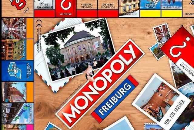 Kennen Sie schon das Freiburg-Monopoly?