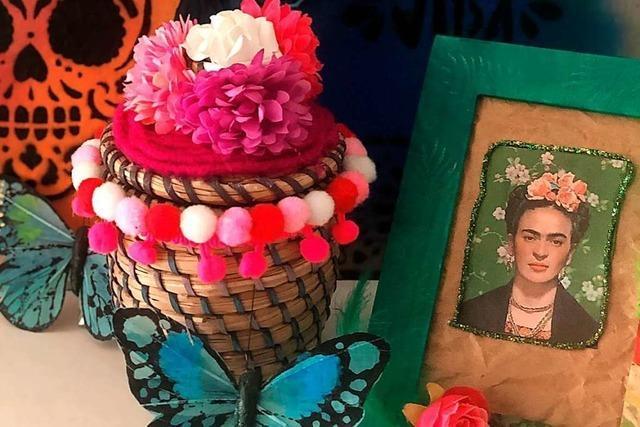 Beleben Sie Dinge neu mit farbenfrohen Frida-Motiven!