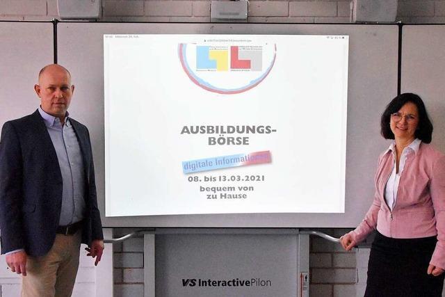 Realschule Grenzach-Wyhlen bietet virtuelle Broschüre für angehende Azubis