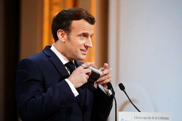 Frankreichs Europapolitik stärkt die politische Union