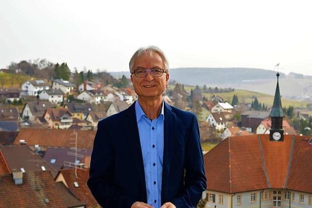 Marlon Jost fünfter Bürgermeisterkandidat