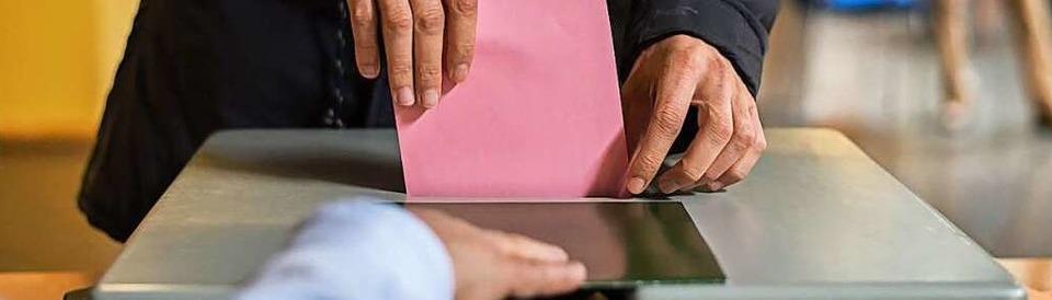 Landtagswahl 2021 im Wahlkreis Freiburg I
