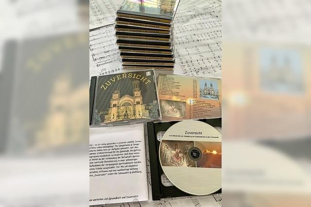 CD bringt Johanneschor nach Hause