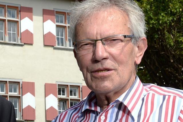 Starke Stimme im Bund: Werner Dörflinger stirbt im Alter von 80 Jahren