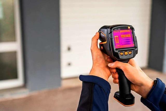 Wärmebildkameras für Corona-Tests treiben Umsatz