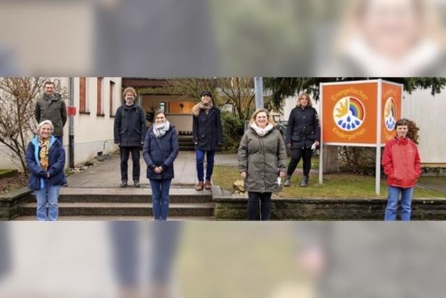 Evangelischer Kindergarten erhält Unterstützung
