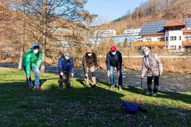 RP und Naturschutzverbände starten Pflanzaktion am Waldkircher Elzufer